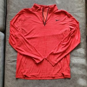 Nike Dri Fit Pull Over Top